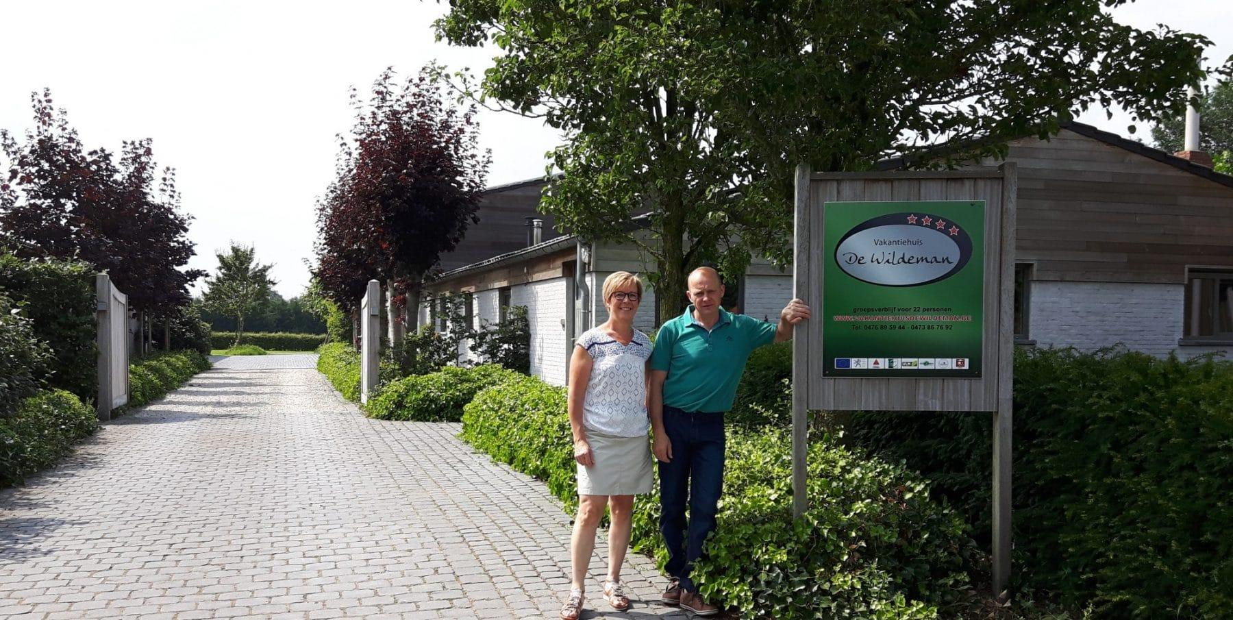 vakantiehuis De Wildeman